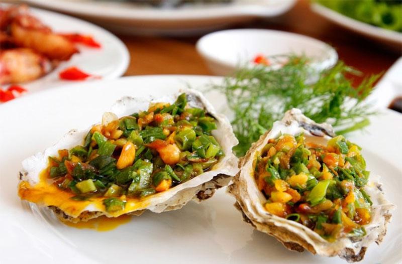 Hàu là một trong những loại thực phẩm bổ thận sinh tinh cho nam giới